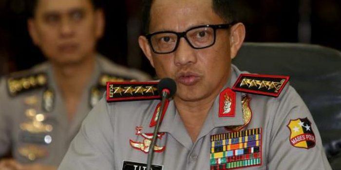 Kapolri Berharap Peristiwa di Bangka Belitung tak Terulang Lagi