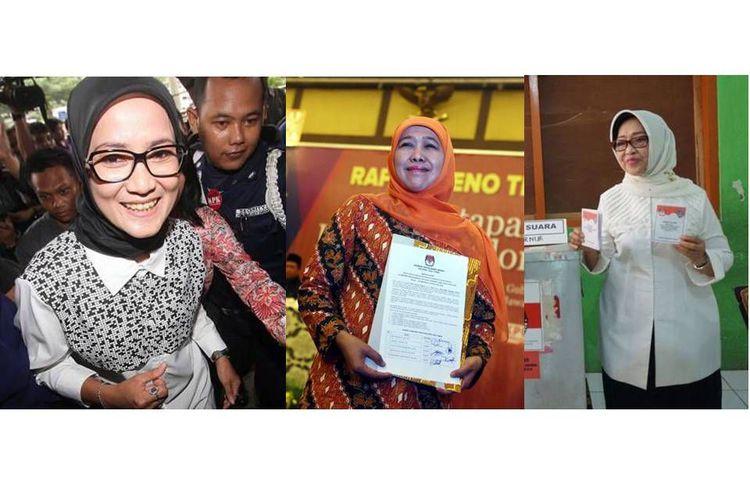 Berikut 14 Kepala Daerah Perempuan yang Terpilih di Pikada Serentak 2018