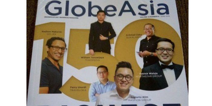 Majalah Globe Asia Umumkan 150 Orang Terkaya di Indonesia