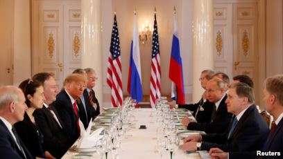 Donald Trump Sebut Pertemuannya dengan Putin Awal yang Baik