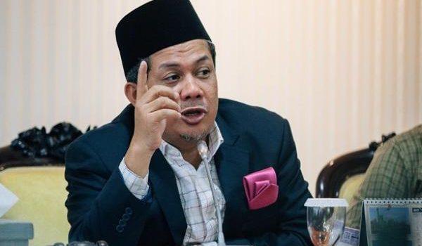 Fahri Hamzah : PKS sudah Innalillahi Wa Innalillahi Rojiun!