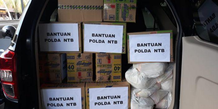 Kapolda: Polda NTB Sediakan Posko Bantuan Bencana Gempa 6,4 SR Lombok Timur