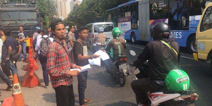 Banyaknya Street Crime, FAM-PPKN Gelar Demo Damai