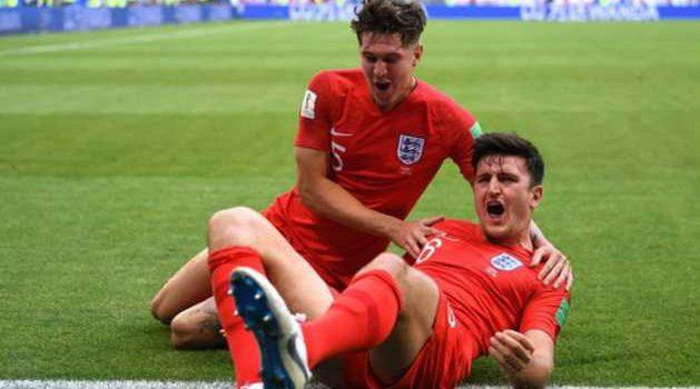 Taklukan Swedia 2-0, Inggris Melaju ke Semi Final Piala Dunia 2018