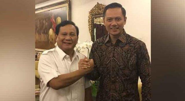 PAN Nilai Duet Prabowo – AHY Sulit Terwujud