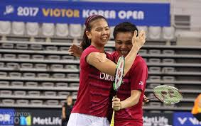 Indonesia Rebut Dua Gelar Turnamen Bulutangkis Thailand Open