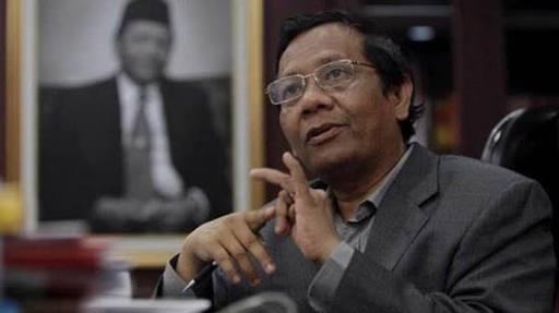 Mahfud MD Curiga ada Kelompok yang Ingin Pancasila Diganti