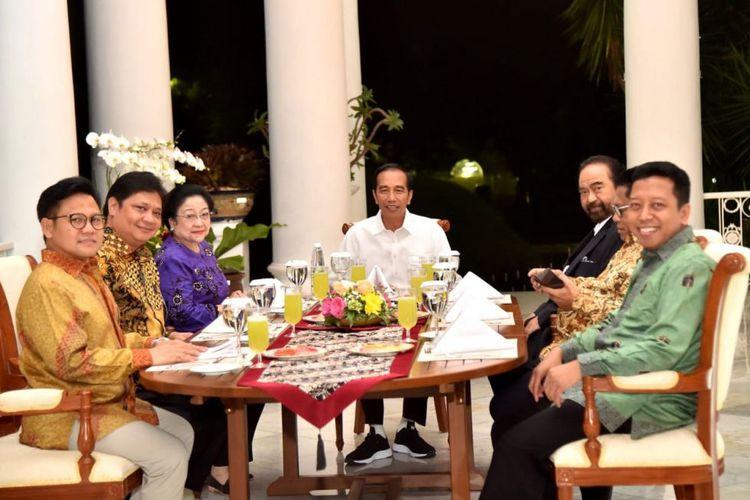 9 Agustus Presiden Jokowi Umumkan Cawapresnya