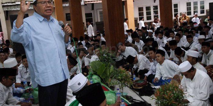 Rizal Ramli, NU, Muhammadiyah dan Gontor