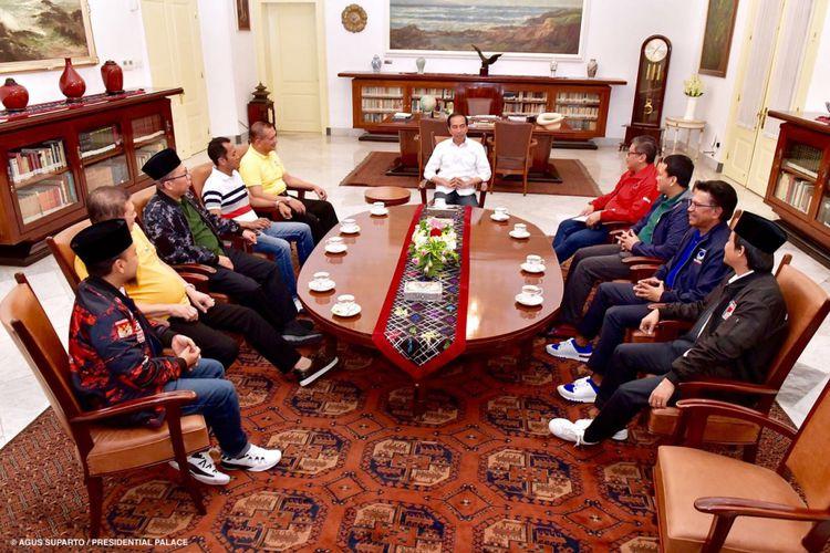 Sekjen Koalisi Usul Jumat Jokowi daftar Capres