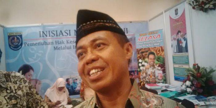 Mantan Walikota Depok Nur Mahmudi Resmi Tersangka