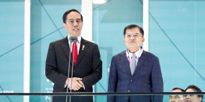 Presiden Jokowi : Asian Games Resmi Dibuka