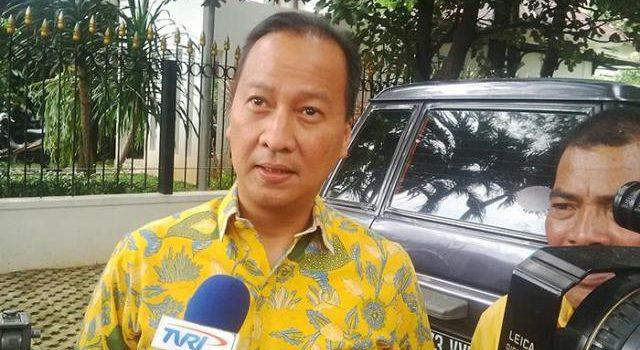 Agus Gumiwang Gantikan Posisi Idrus Marham sebagai Mensos