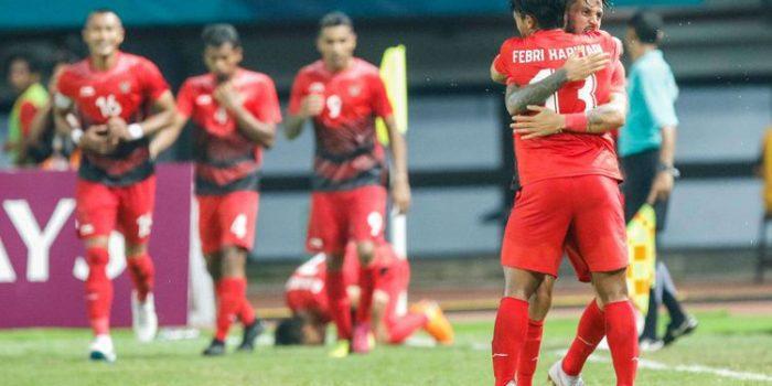 Berikut Jadwal Pertandingan Sepak Bola Asian Games