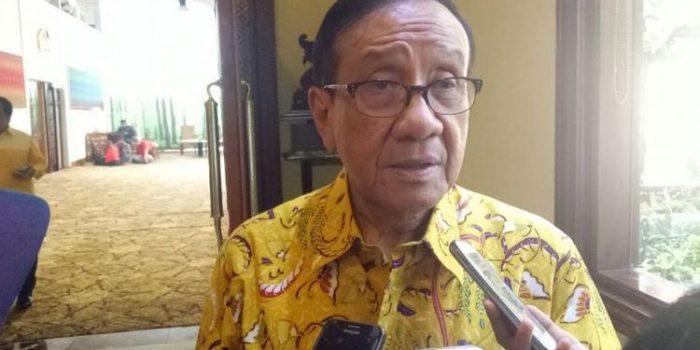 Akbar Tanjung Nilai Aksi #2019GantiPresiden Bukan Gerakan Terlarang