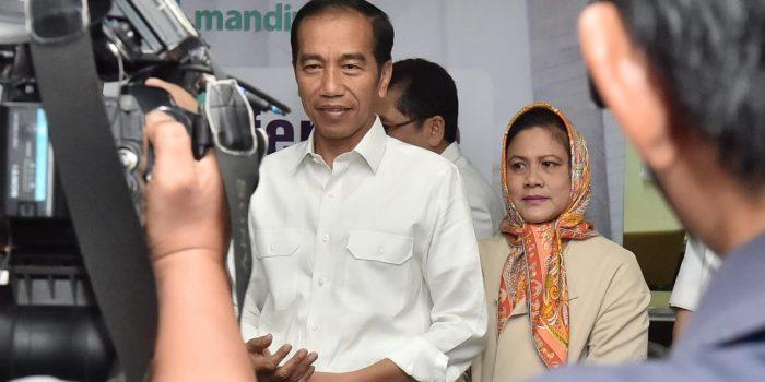 Survei Terbaru RTK Jokowi Unggul atas Prabowo