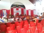 Astaga! 12 Anggota Dewan Talaud tak Ikut Rapat Paripurna