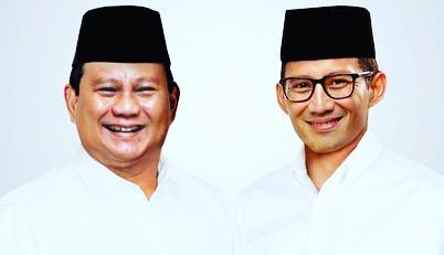 Orang Minang Sabana Minang 100 persen Mendukung Prabowo-Sandi