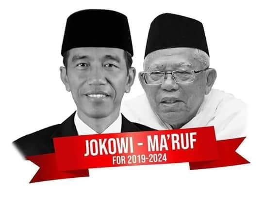 Jokowi Pilih Ma'ruf Gugurkan Anggapan Pemerintah Jokowi Musuhi Agama