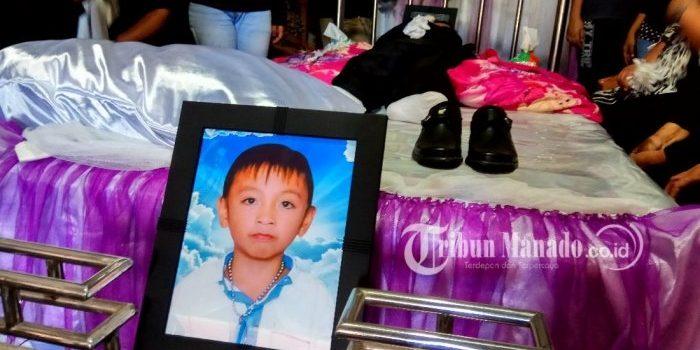 Ayah Pembunuh Anaknya di Minsel Pantas Dihukum Mati