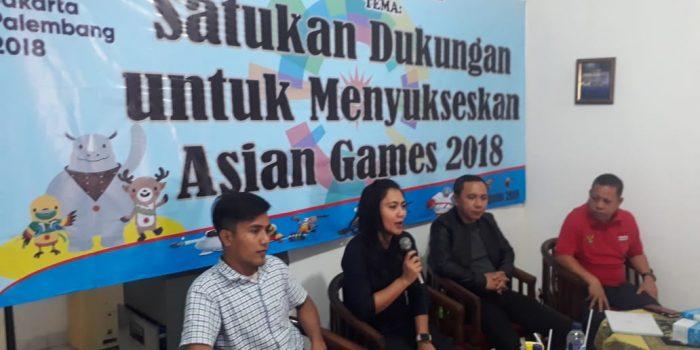 Sukseskan Asian Games 2018, KMI Gelar Diskusi Publik