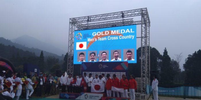 Raup 6 Medali, Indonesia Juara Umum Paralayang