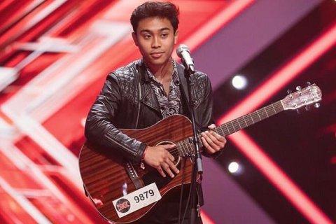 Mahasiswa Berdarah Manado ini jadi Finalis X-Factor Jerman
