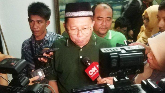 PPP Titip Program Nawacita pada Jokowi
