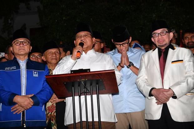 Akhirnya Demokrat Bergabung ke Koalisi Prabowo