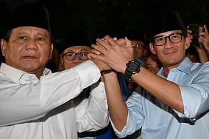 Beredar Susunan Kabinet Prabowo – Sandi