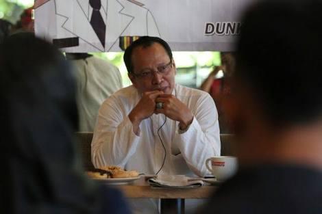 Karyono Wibowo: Pelukan Jokowi – Prabowo Bagaikan Oase di Padang Pasir