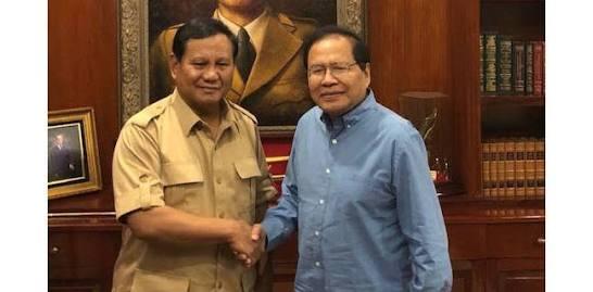 Rizal Ramli Calon Kuat Diusung Partai Gerindra