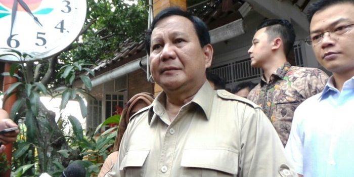 Andi Arief : Prabowo Jendral Kardus
