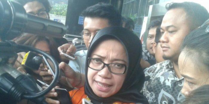 KPK Periksa Silang Idrus Marham dan Eni Saragih