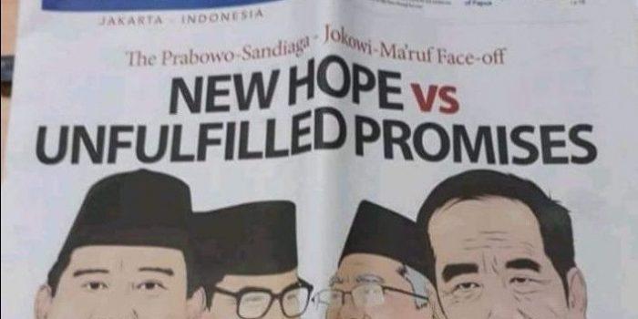 Partai Hanura Curigai Koran Independent Observer merupakan Propaganda