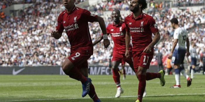 Tottenham Hotspur Takluk 1-2 Ditangan Liverpool