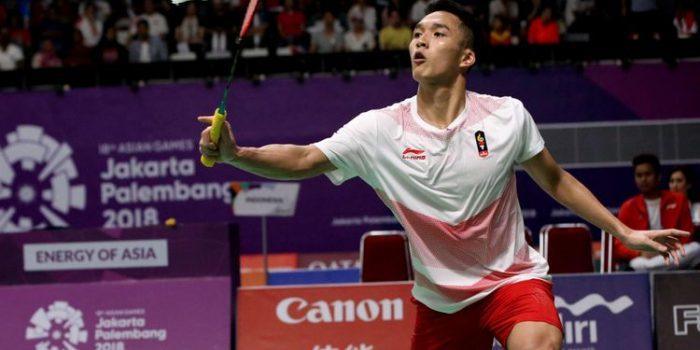 Jonatan dan Tommy Lolos ke Babak Kedua Korea Open