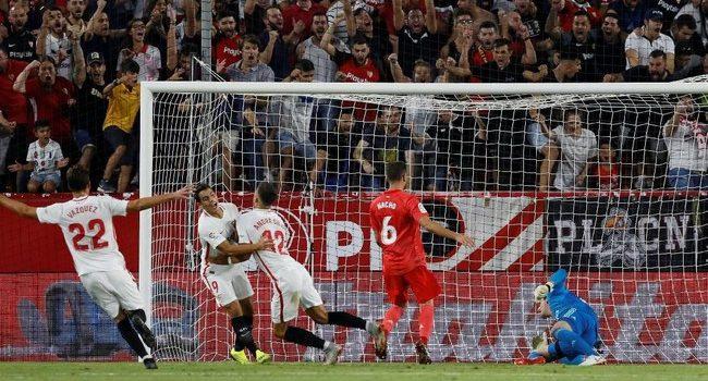 Real Madrid Tersingkir di Tangan Sevilla