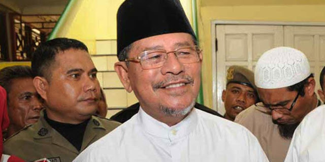 Gubernur Kader PKS Tersebut Resmi Nyatakan Dukung Jokowi Dua Periode