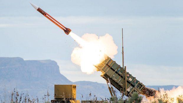 AS Tarik Sistem Pertahanan Rudal dari Timur Tengah