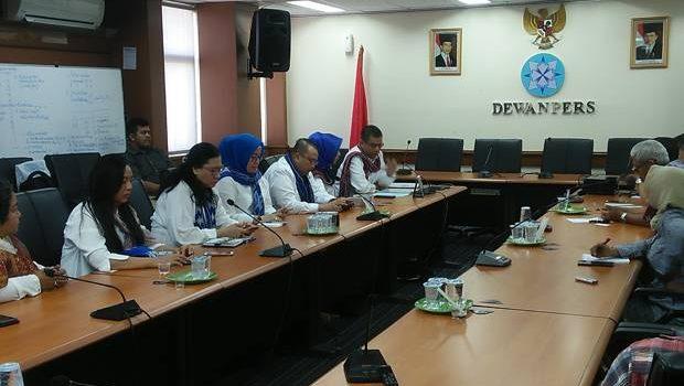 Sudutkan SBY, Partai Demokrat Laporkan Asia Sentinel ke Dewan Pers