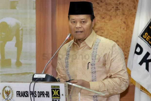 Soal Dua Kaki Partai Demokrat, PKS Pilih Diam