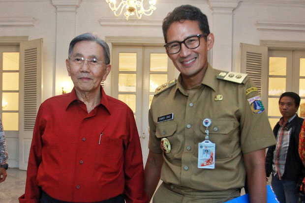 Kwik Kian Gie Gabung Koalisi Prabowo-Sandi