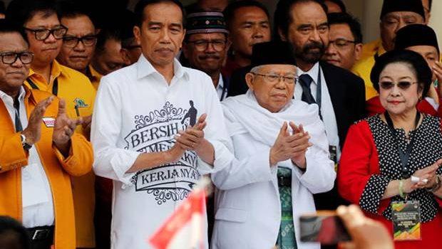 Koalisi Jokowi-Ma'ruf Lakukan Penguatan TKD