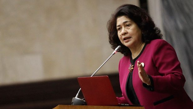 CBA : Kemenkes Doyan Main Proyek, KPK Kapan Panggil Menteri Nila Moeloek?