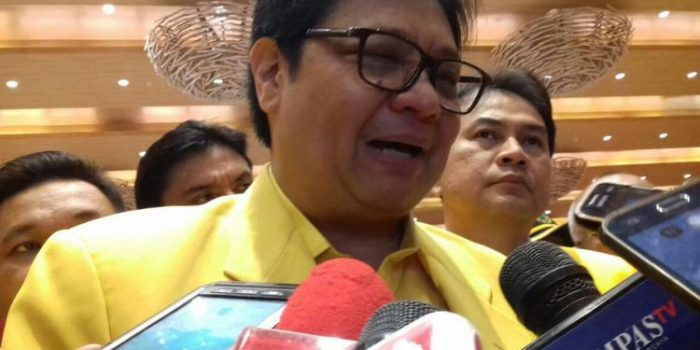 Airlangga Hartarto Ibaratkan Partainya seperti Film Transformer