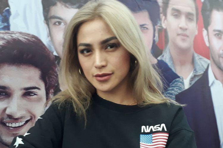 Anak Jessica Iskandar Kian Dekat dengan Richard Kyle