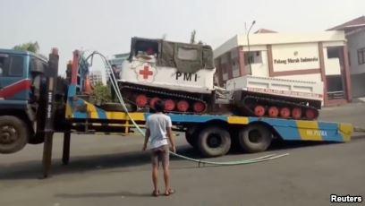 AS Bantu Rp60 Miliar untuk Gempa Sulteng