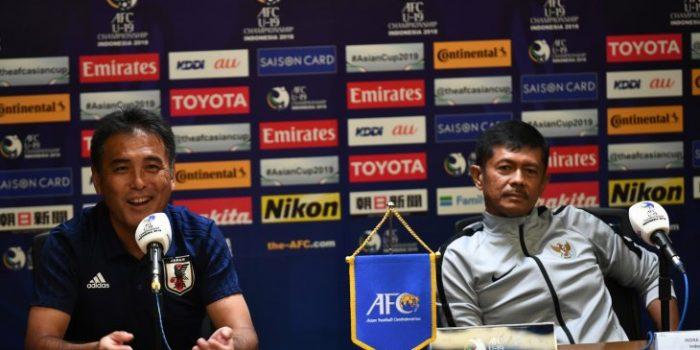 Pelatih U-19 Jepang Akui Timnas Indonesia Lebih Siap
