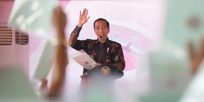 Ini Maksud Jokowi Sebut Politikus Sontoloyo